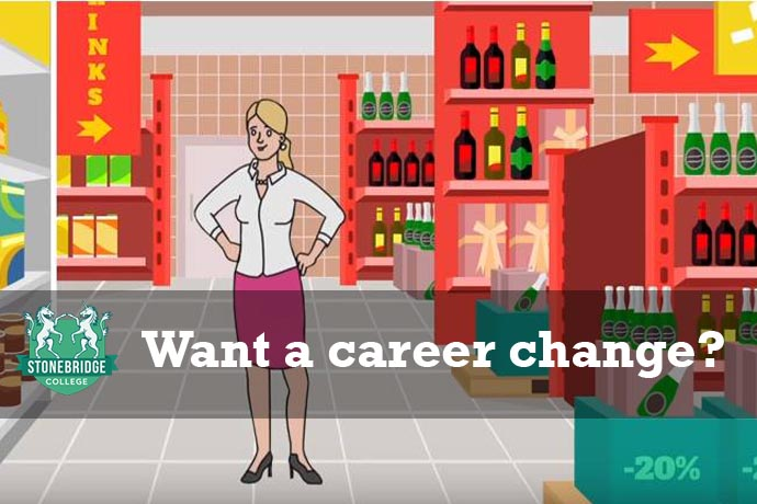 Looking for a career change? - Stonebridge Associated Colleges - looking for a career change