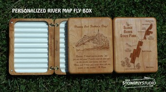 Personalized Fly Box