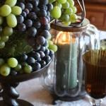Vineyard Tablescape