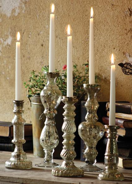 https://hudsonandvine.com/antiqued-silver-glass-taper-candle-holders/