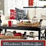 CHRISTMAS PILLOW LOVE 2016