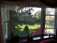 Bay Window Treatments - How To Beautify Your Bay Window
