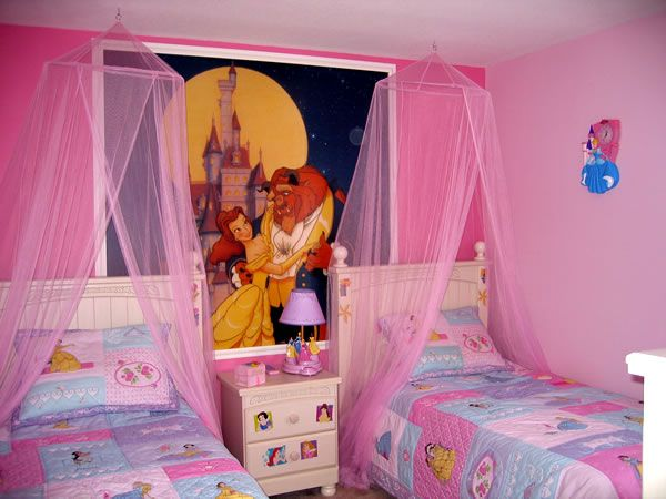 Baby Girl Nursery Wallpaper Borders Kids Bedroom Ideas 10 Most Popular Themes