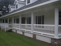 Porch Railing Ideas - Finding The Right Design