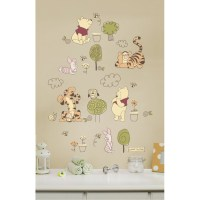 Winnie The Pooh Wall Decals