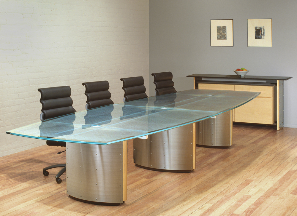 Executive Conference Tables Custom Glass Conference