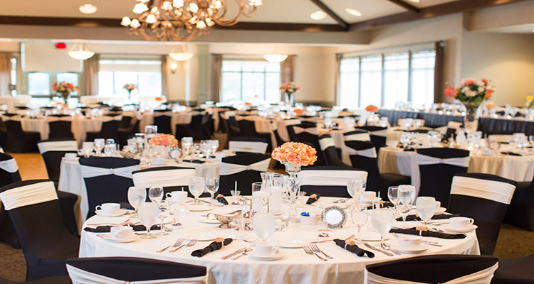 Weddings  Receptions - StoneWater Golf Course