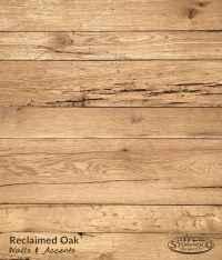 Reclaimed Oak Wood Wall | Wallboarding Walls Antique