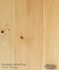Premium Pine Flooring Wide - Stonewood Products