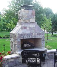 Outdoor Living | Showers, Kitchens, Fireplaces | MA RI CT ...