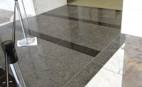 Marble and granite from Italy were used to transform a San ...