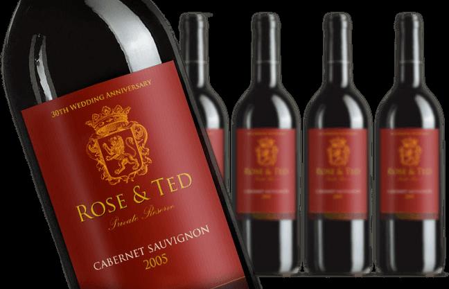 Personalized And Custom Wine Labels Stoney Creek Wine Press