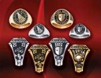 Stony Brook University - class rings