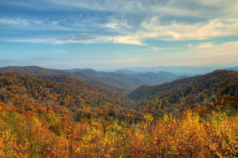 Fall In The Smokies Wallpaper Here S What The Smoky Mountains Fall Forecast Looks Like