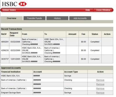 banking online hsbc