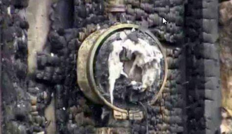 Centron Smart Meter Fire