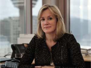 BC Hydro CEO Jessica McDonald
