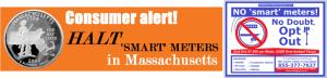 Halt Smart Meters Massachusetts