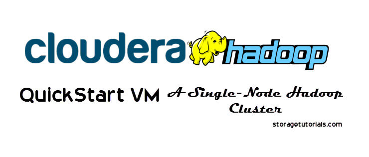 Download Cloudera Single-Node Hadoop Cluster VM