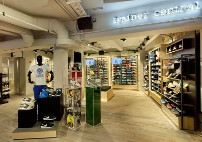 Lifestyle Sports - New Flagship Store - Store Design