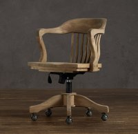 Antique Bankers Chair | Antique Furniture