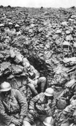 Fanti francesi a Verdun, 1916