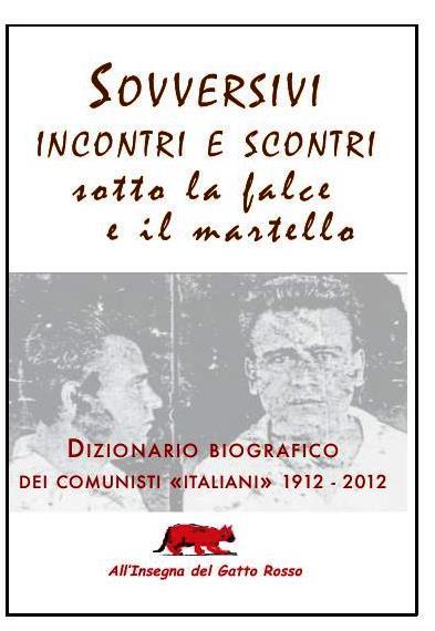 Un nuovo Dizionario biografico dei comunisti «italiani»