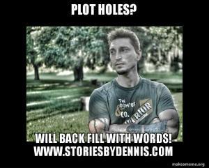 plot holes editor