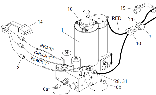 myers well pump wiring diagram