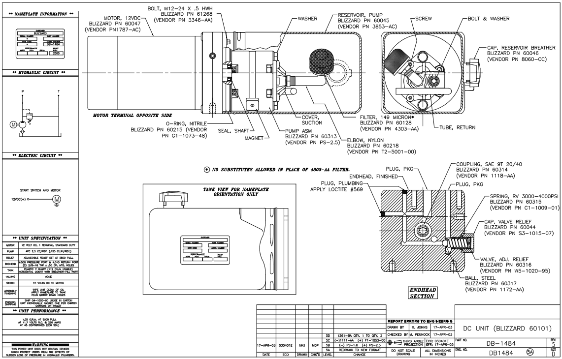 blizzard power hitch 2 wiring diagram