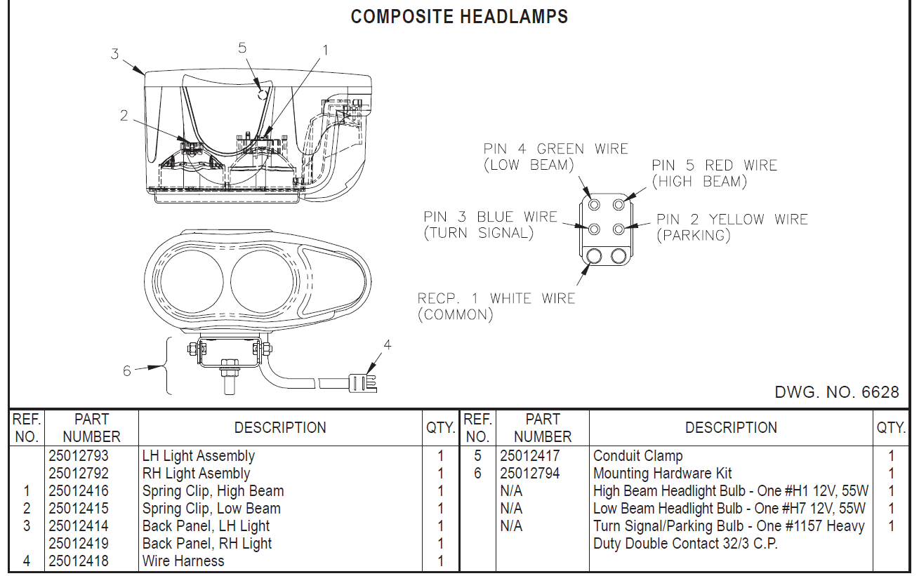 wiring diagram for hiniker snow plow