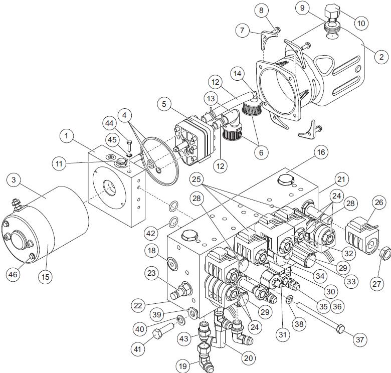 blizzard 810 wiring diagram