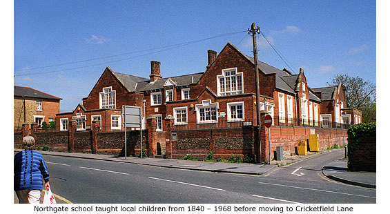 Guide 7 Old Northgate School Bishop\u0027s Stortford  Thorley - A