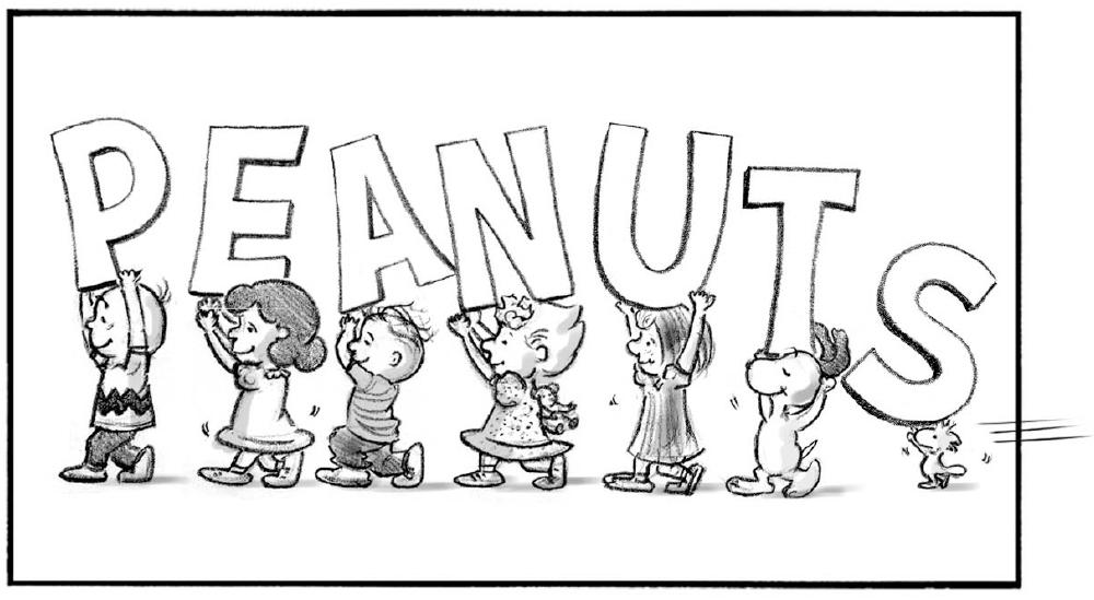 The Peanuts Movie Storyboards Inc News