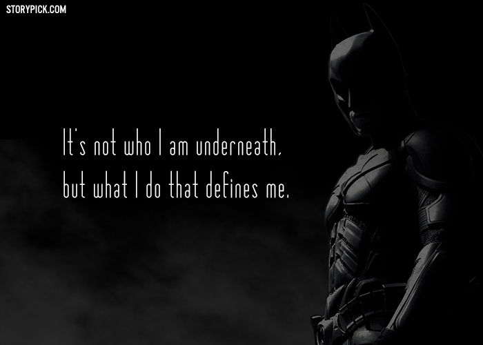 Game Of Thrones Quote Wallpaper 9 Quotes From Christopher Nolan S Batman Trilogy That Are