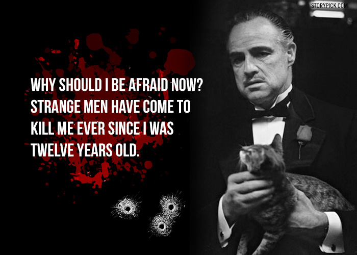 Lawyer Quotes Wallpapers 15 Quotes From The Greatest Movie Of All Times The Godfather