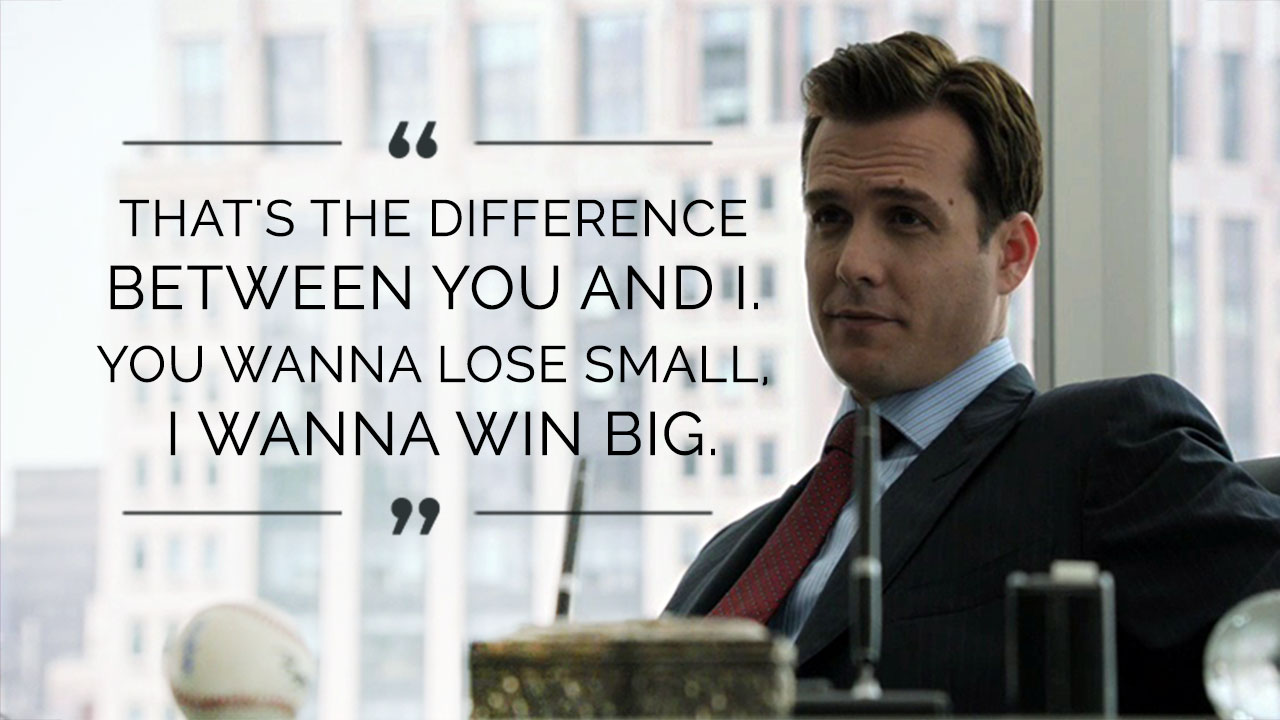 Happy Life Quotes Wallpaper 15 Kickass Comebacks By Harvey Specter That Prove He Is