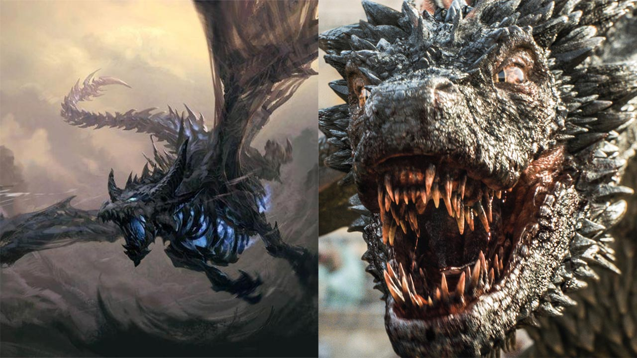 Badass Game Girl Wallpaper Now That Viserion Is An Ice Dragon Here S How Much Damage