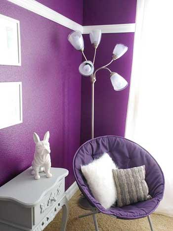 Floor Lamp for Teen Room