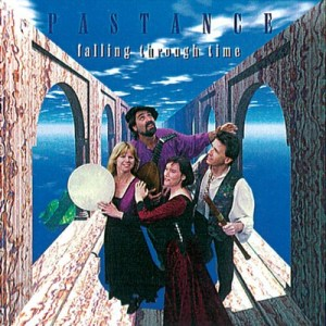Pastance Falling through Time CD cover