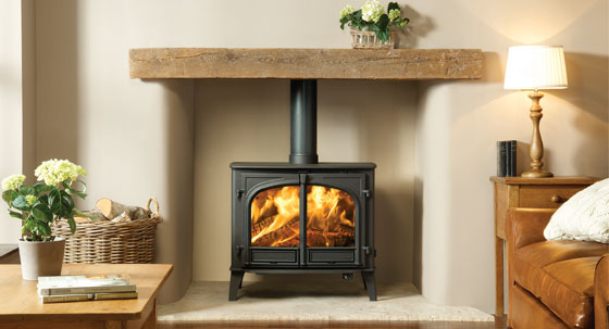 Top Five Benefits Of A Free Standing Wood Burner Stovax