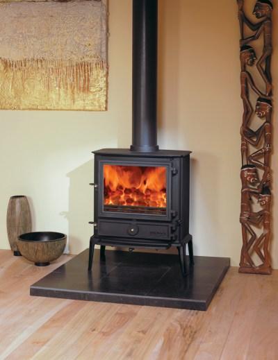 Brunel 3CB Wood Burning Stoves & Multi-fuel Stoves - Stovax Stoves