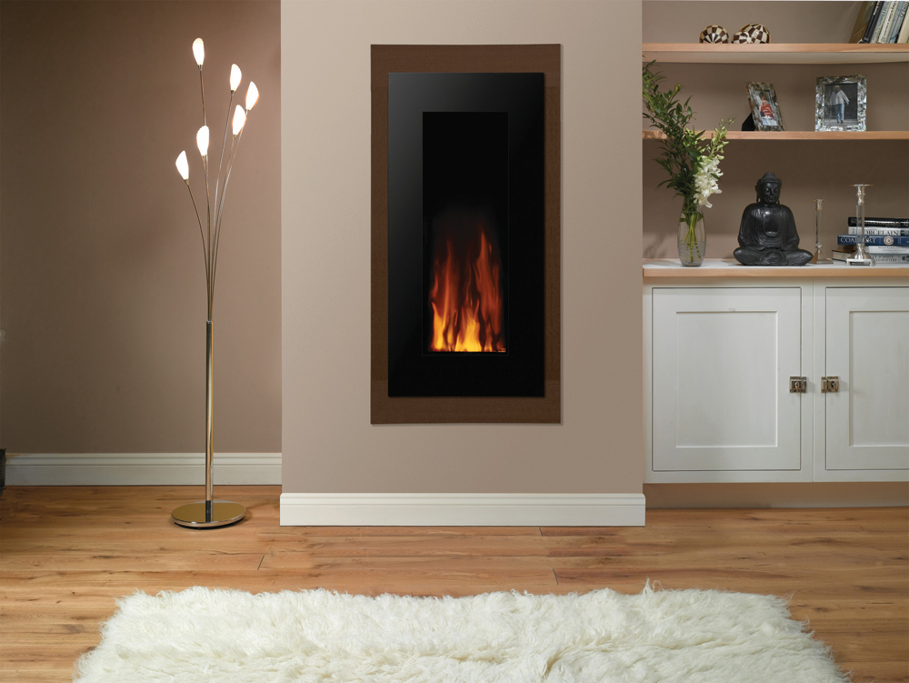 Wall Mounted Tv Above Gas Fireplace Decorating Interior