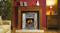 Victorian Tiled Fireplaces - Stovax Traditional Fireplaces