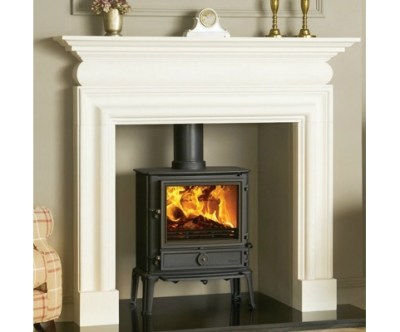 Stovax Brunel 3CB - High quality cast iron stove at StoveSellers