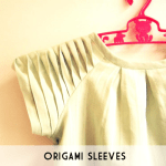 origami sleeves