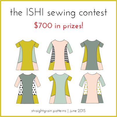 ishi sewing contest