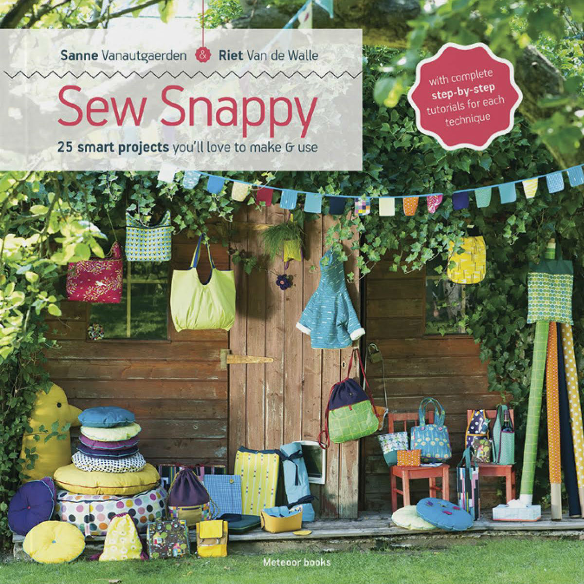 Call for testers for a sewing book