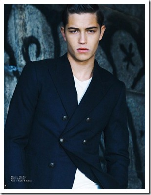 Francisco Lachowski in Carbon 2