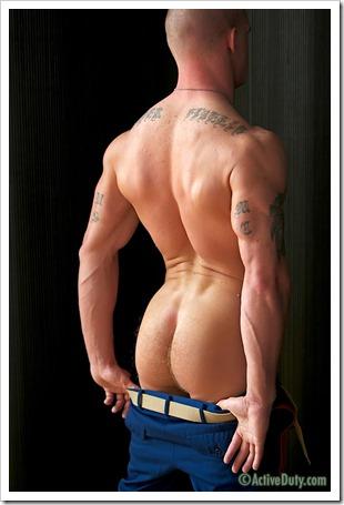 porn-army-gay-Semper Shredded Tanners Uniformed Solo (9)